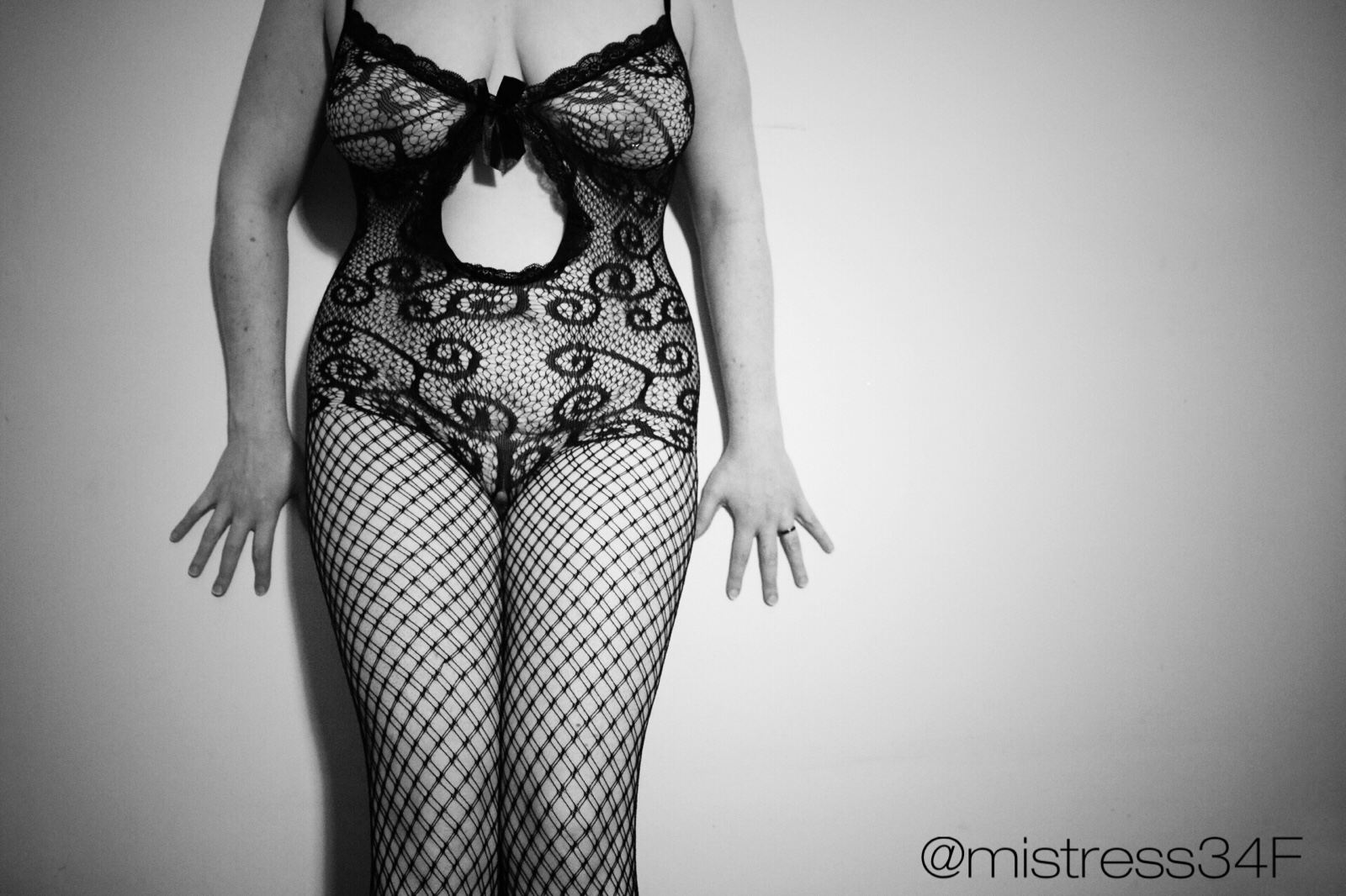 Day 25 Bodystocking £3 Shocking! #SinfulSunday