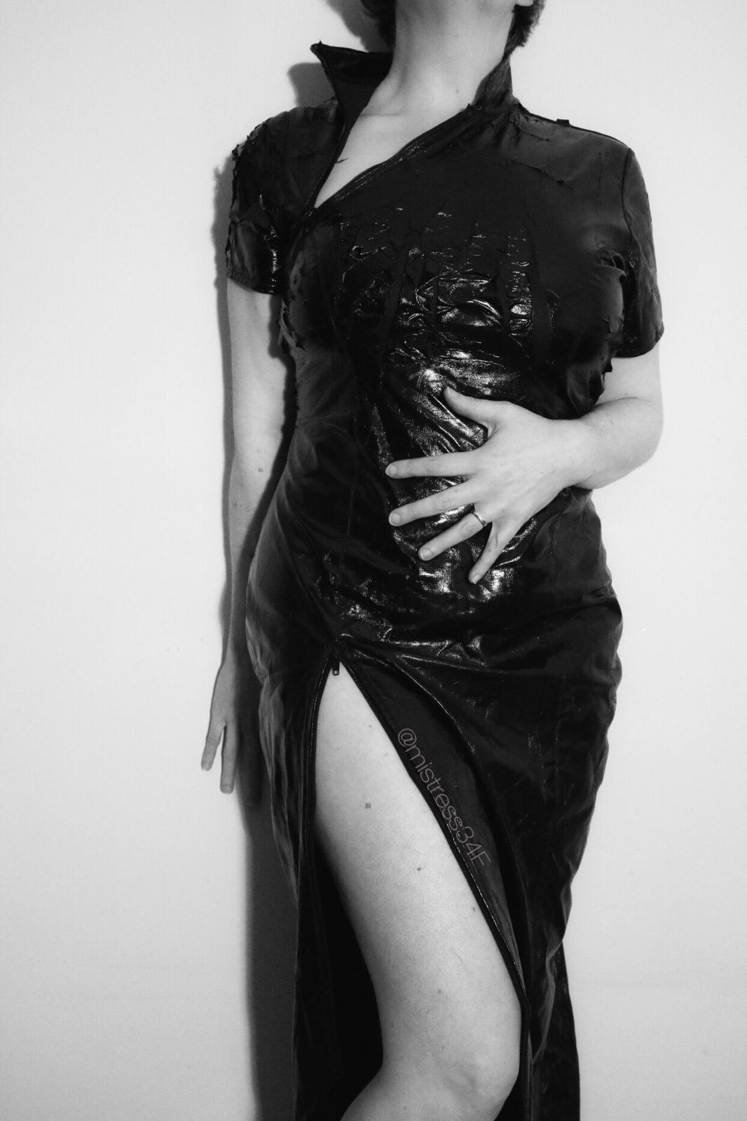 Slashed in Black