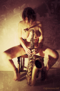 a2zsubmiss S is for Saxophone
