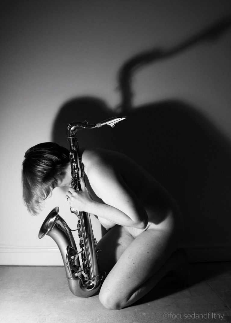 Sax in the Shadows