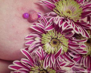 Purple Nipple Bar #SJC 157