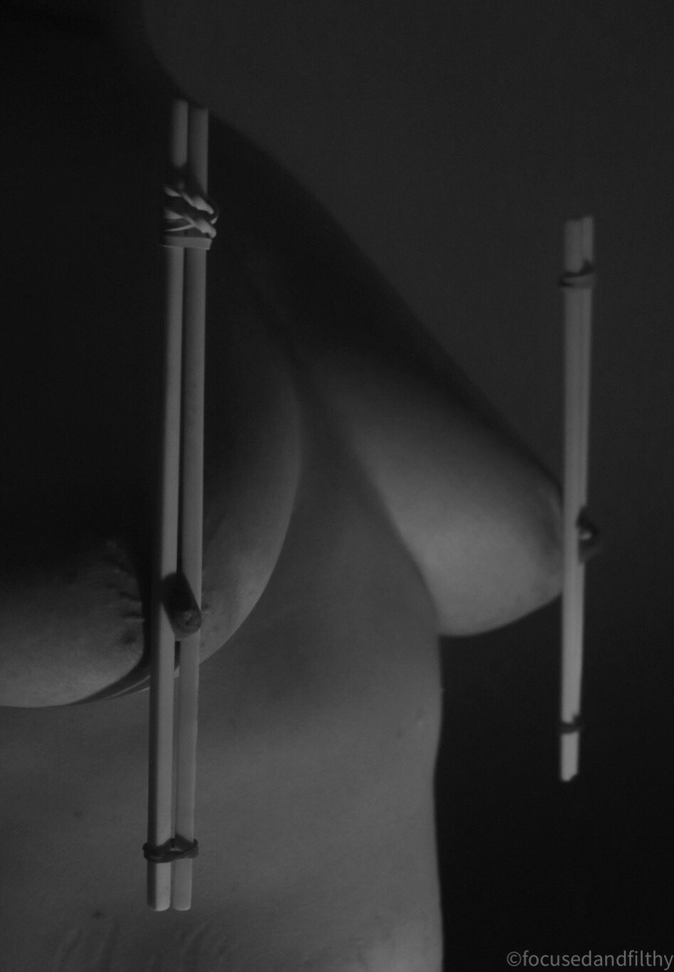 Chopstick clamps